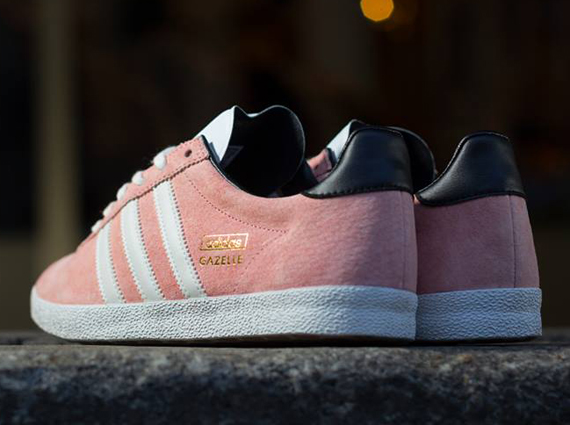 adidas gazelle og faded rose