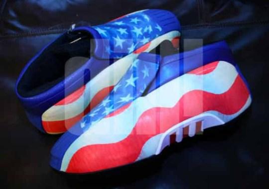 "adidas Kobe 2 ""USA Flag"" Sample on eBay"