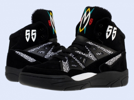 adidas Mutombo – Black – White | Available for Pre-order