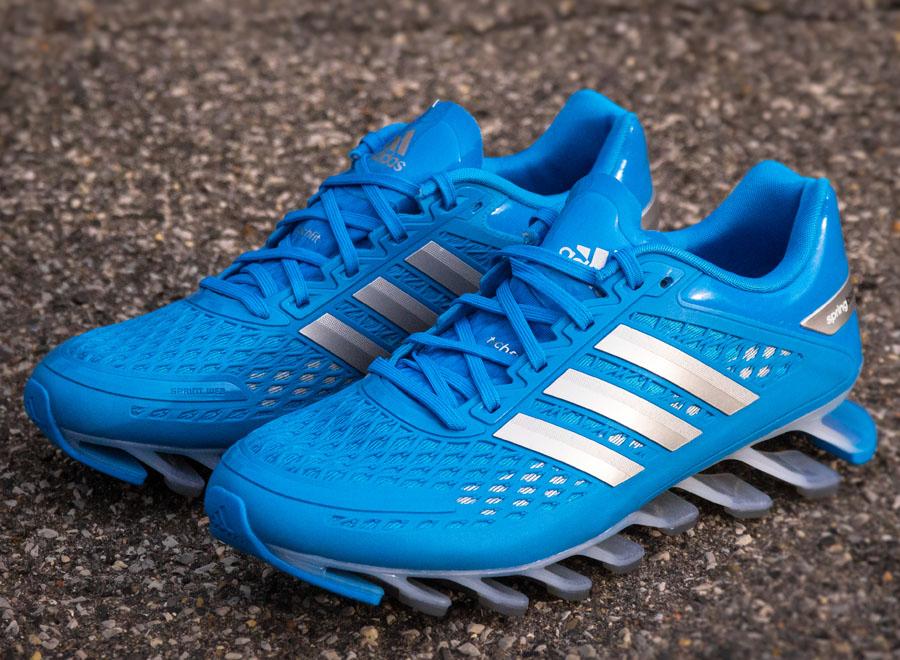 super popular e1faa 13364 adidas Springblade - SneakerNews.com