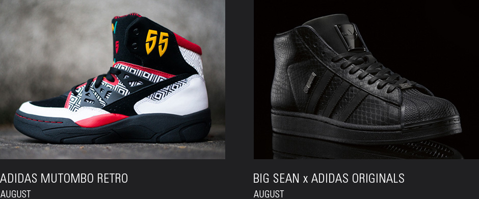 best sneakers 9dcd5 8c164 At long last after 20 years, Dikembe Mutombo s fondly remembered 1993  signature adidas sneakers finally made a retro comeback, staying true to  their OG form ...