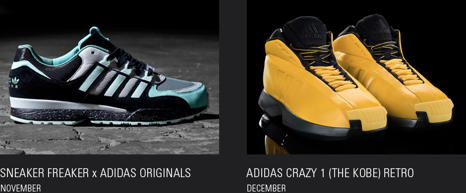 newest 0e499 24c2a You can always count on Sneaker Freaker when it comes to collabs. This  go-around, they teamed up for the first time with adidas to help  reintroduce the ...