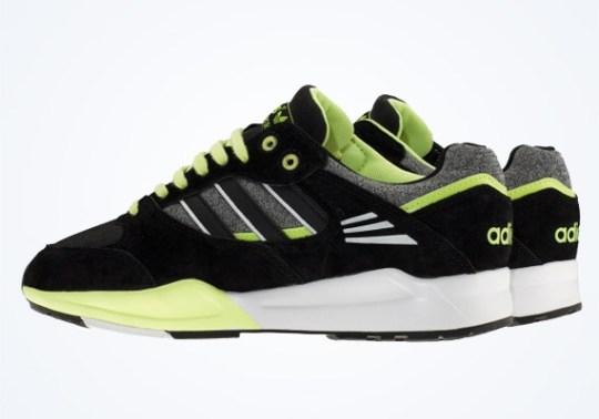 adidas Tech Super – Black – Glow in the Dark