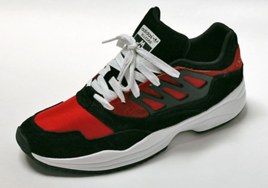 Mark McNairy x adidas Torsion Allegra