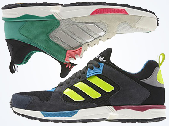 sports shoes a3d03 272c0 adidas Originals ZX5000 Response - December 2013 Releases ...