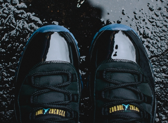 "Air Jordan 11 ""Gamma Blue"" – Arriving at Retailers"
