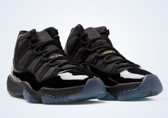 "Air Jordan 11 ""Gamma Blue"" – Nikestore Release Info"