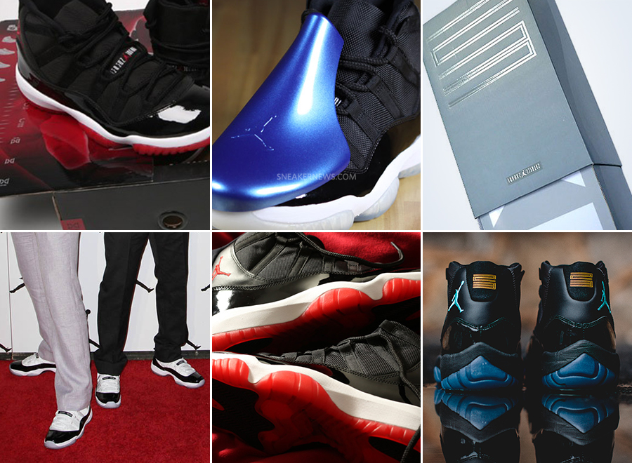 a31cb650d101f8 A Look Back at December Air Jordan 11 Releases - SneakerNews.com