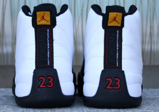 "Air Jordan 12 ""Taxi"" – Release Reminder"