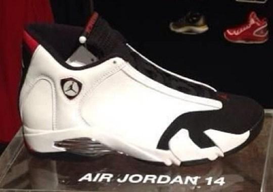 """Air Jordan 14 Retro """"Black Toe"""""""