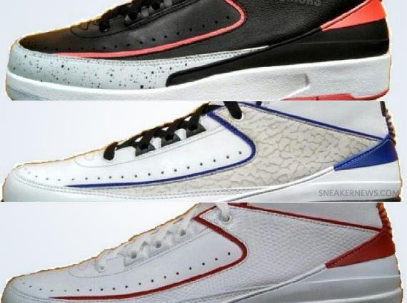 35196f63a2023d Air Jordan 2 – Summer 2014 Releases - SneakerNews.com