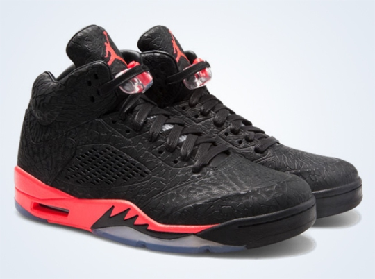 "Air Jordan 3Lab5 ""Infrared"" – Nikestore Release Info"