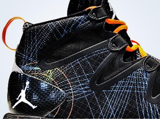 Air Jordan XX8 SE – Black – White – Reflect Silver – Total Orange