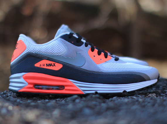 """best loved a6494 1186c Nike Air Max Lunar90 """"Infrared"""" – Arriving at Retailers"""
