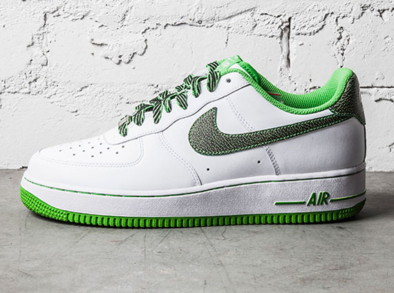 Air Force Nike Green