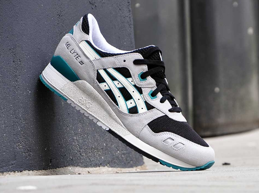 Asics Gel Lyte 3 White Black