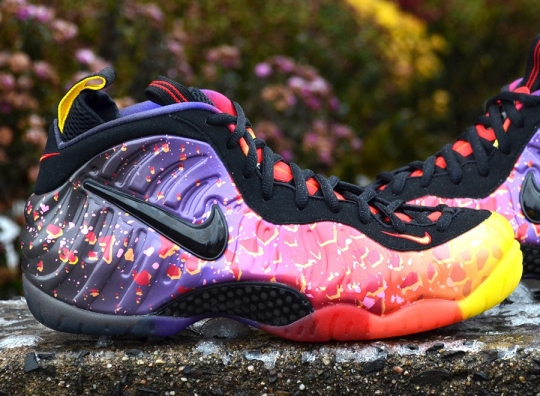 "Nike Air Foamposite Pro ""Asteroid"" – New Release Date"