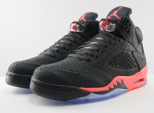 """Air Jordan 3Lab5 """"Infrared 23"""" – Available Early on eBay"""