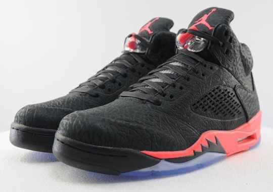 "Air Jordan 3Lab5 ""Infrared 23"" – Available Early on eBay"