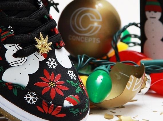 watch 7b2c2 792cb CNCPTS x Nike SB Dunk High
