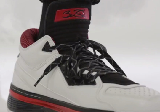 "Dwyane Wade Discusses the Li-Ning Way of Wade 2 ""Overtown"""
