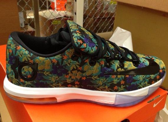 "Kd Floral Shoes Nike KD 6 ""Floral..."
