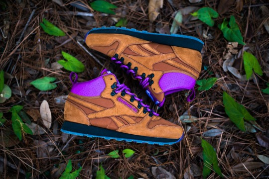 """FootPatrol x Reebok Classic Leather Mid """"On the Rocks"""" – Arriving at Additional Retailers"""
