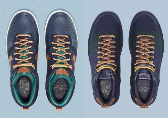 Fox Brothers x Nike Sportswear Collection