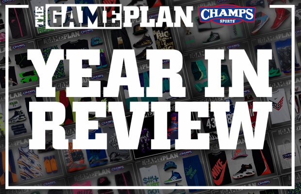 "663883d8d The Game Plan"" by Champs Sports  The Year in Review - SneakerNews.com"