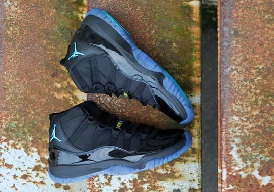 "Air Jordan 11 ""Gamma Blue"" – Release Reminder"