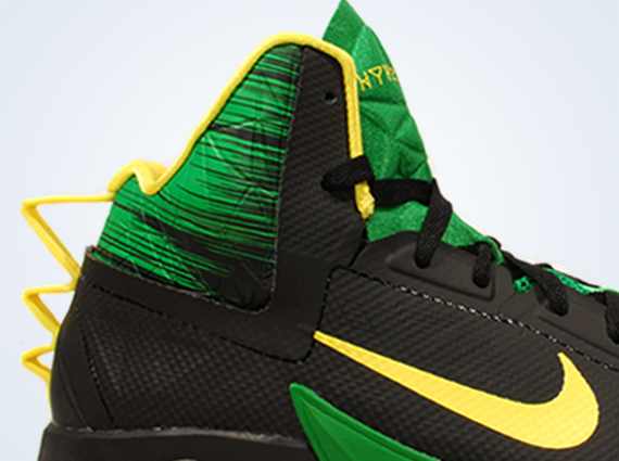 the best attitude ee287 2e588 Nike Hyperfuse 2013 – Black – Yellow Strike – Apple Green