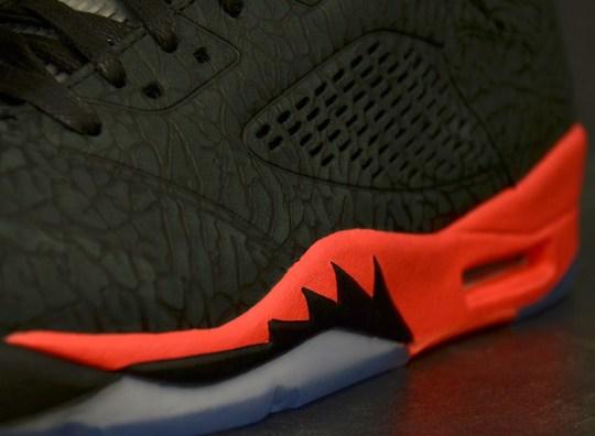 """Air Jordan 3Lab5 """"Infrared 23"""" – Arriving at Retailers"""