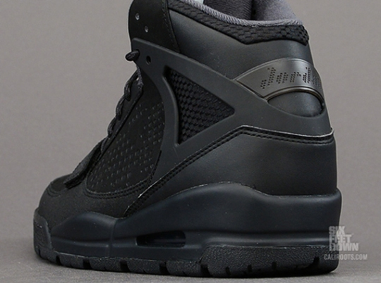 Jordan Phase 23 Trek – Black – Anthracite