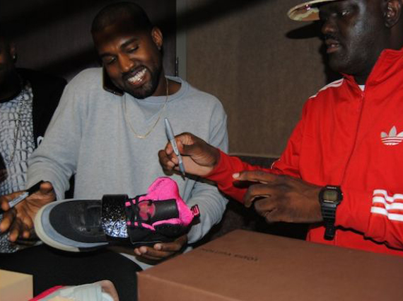 093e714a597f Click through to see if there s enough proof here of Kanye s genius as a  shoe designer and stick with Sneaker News for the latest on his adidas  capsule.