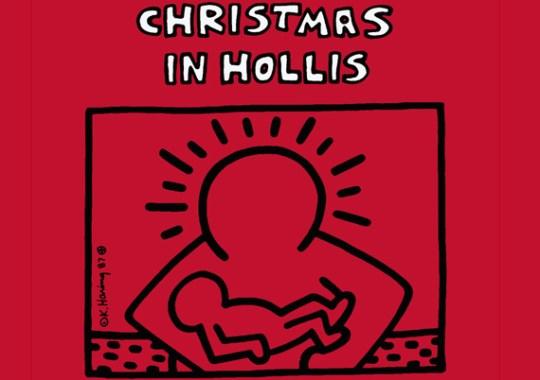 "Run DMC x Keith Haring x adidas Originals ""Christmas in Hollis"""