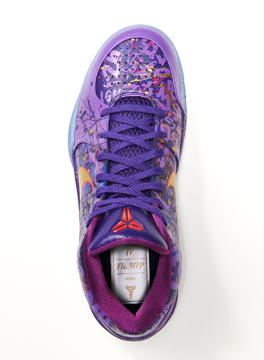 finest selection 5157d 3f114 Nike Zoom Kobe 4 Prelude - Official Images - SneakerNews.com