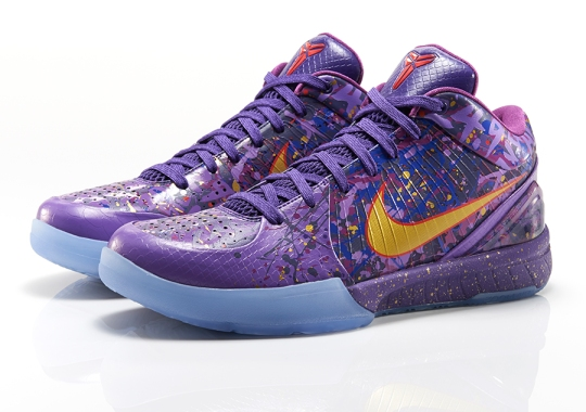 Nike Zoom Kobe 4 Prelude – Official Images
