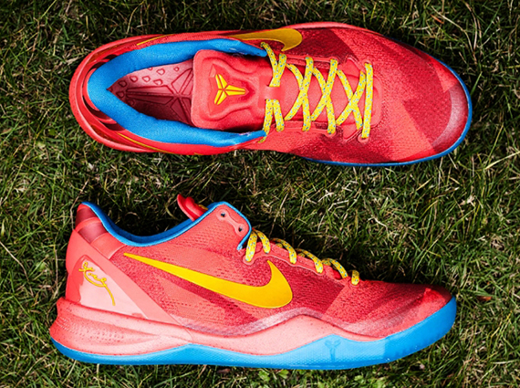 The Nike Kobe 8 Year of the Horse will release on January 1st 2014 That release date certainly is a surprise considering the entire YOTH set was ruled