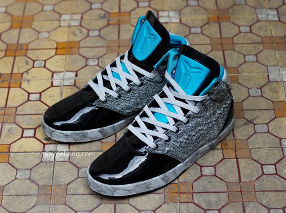 sports shoes 4ae94 cfc5f Nike Kobe 9 NSW Lifestyle Has a SB Koston Outsole