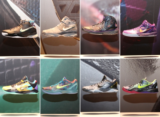 "Nike Kobe ""Prelude Pack"" – Release Dates"