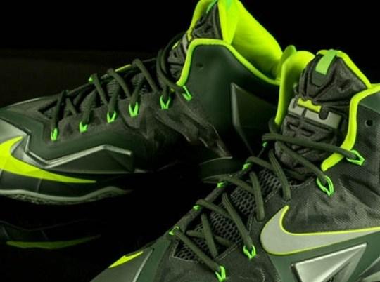 "Nike LeBron 11 ""Dunkman"" – Release Date"