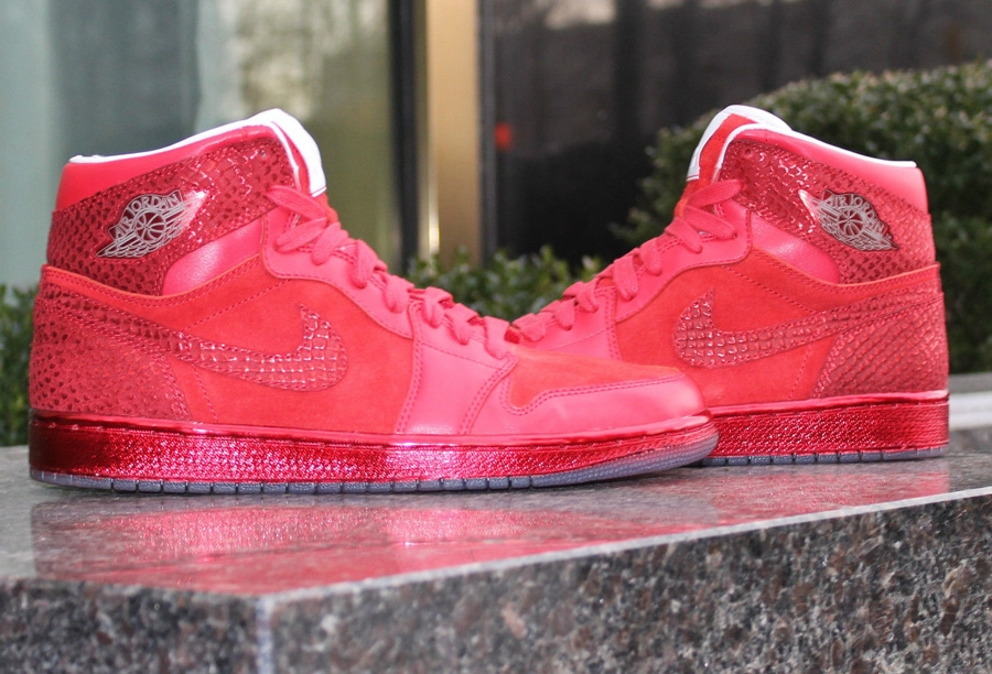"""Air Jordan 1 """"Legends of the Summer"""" – Available on eBay"""