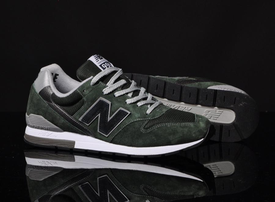 New Balance 996 Revlite - Green - Black - SneakerNews.com 63ac1739ad