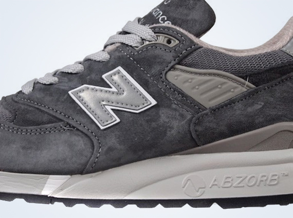 new balance 998 gray zr2g  New Balance fanatics know the value of a pair of all grey runners  Fortunately it appears that the New Balance 998 is coming back around with  that