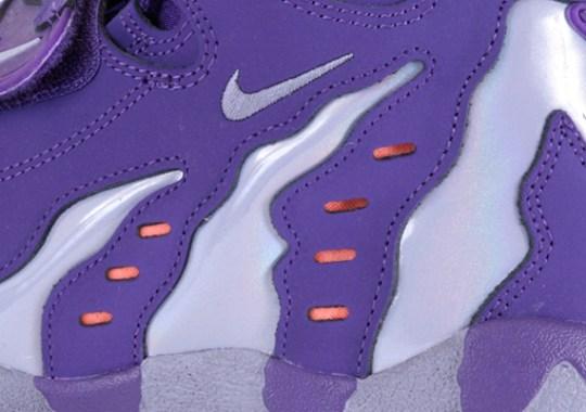 Nike Air DT Max '96 – Court Purple – Imperial Purple – Atomic Orange