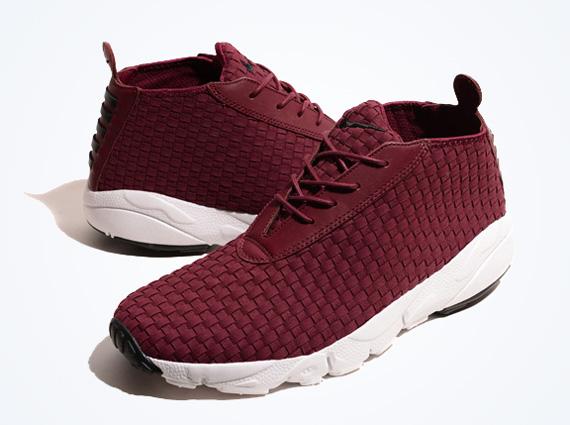 Desert Chukka Woven Shoe By Nike