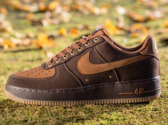 Nike Air Force 1 Low - Light Ash - Python - SneakerNews.com