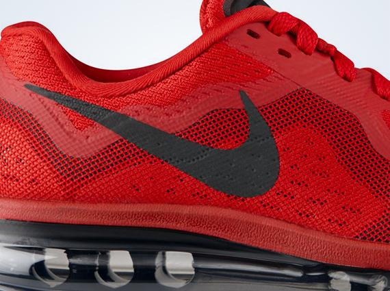 entrada conducir Eslovenia  Nike Air Max 2014 - Gym Red - Black - Light Crimson - Laser Crimson -  SneakerNews.com