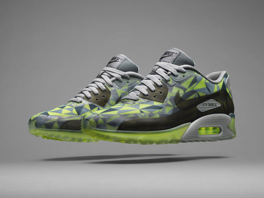 Nike Air Max 90 Ice February 2014 Sneakernews Com