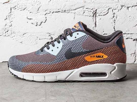 Nike Air Max 90 JCRD – Atomic Orange – Squadron Blue